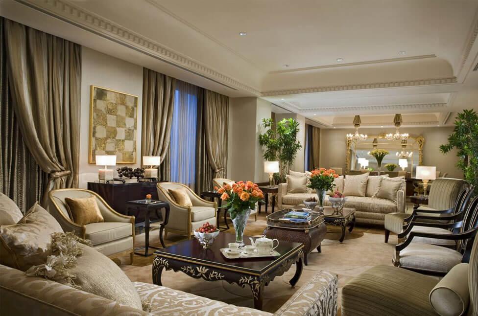The Duke Suite Hotel Mulia Senayan Jakarta